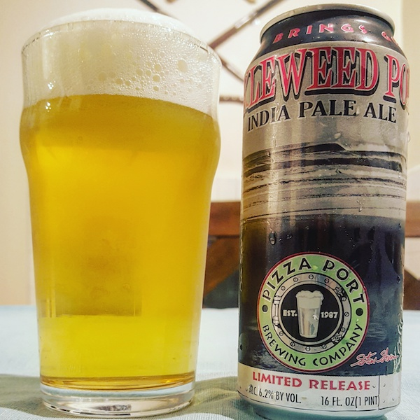 Pizza Port Pickleweed Point IPA