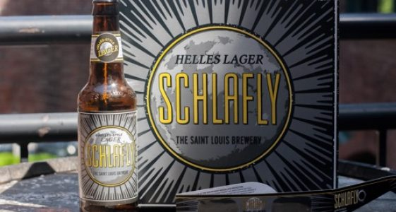 Schlafly Helles Lager