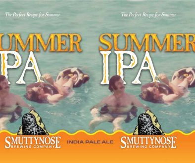 Smuttynose Summer IPA Label