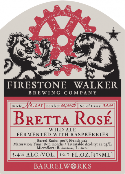 Firestone Walker Bretta Rose