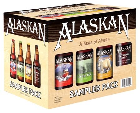Alaskan Sampler Pack