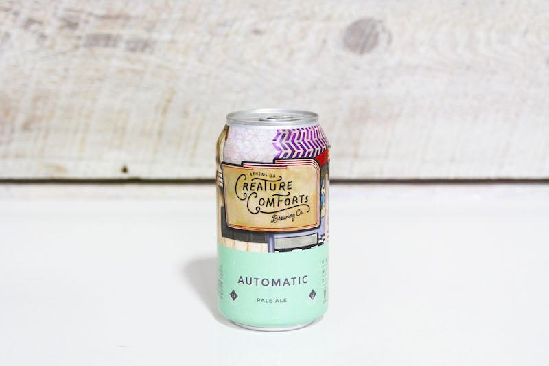 Creature Comforts Automatic Pale Ale