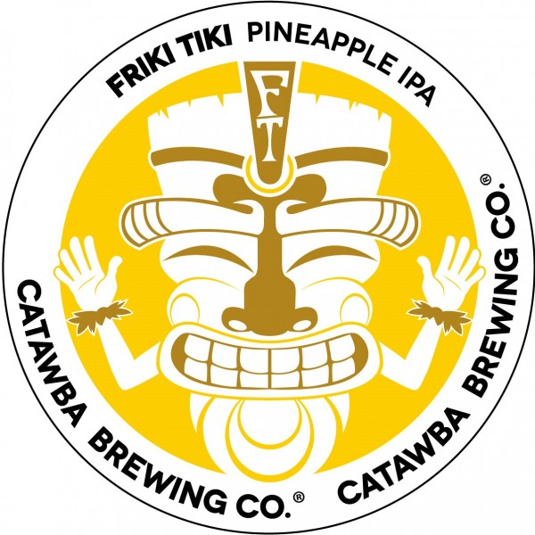 Catawba Brewing - Friki Tiki Pineapple IPA