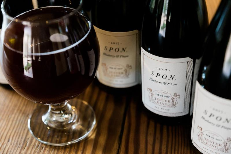 Jester King SPON Blueberry