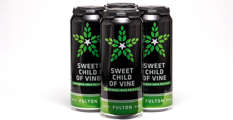Fulton Sweet Child of Vine