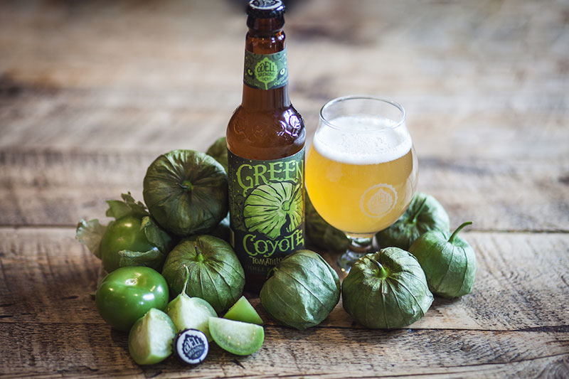 Odell Brewing - Green Coyote Tomatillo Sour