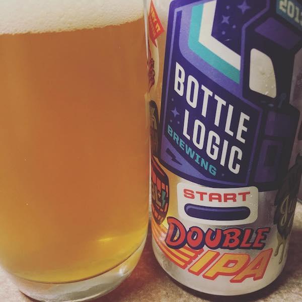 Bottle Logic Start Double IPA