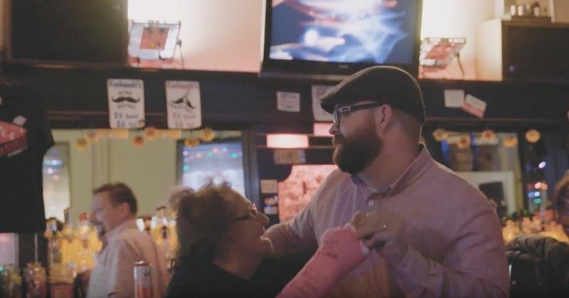 Danny Dancing the Polka