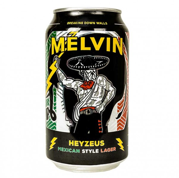 Melvin Brewing - Heyzeus Mexican Style Lager