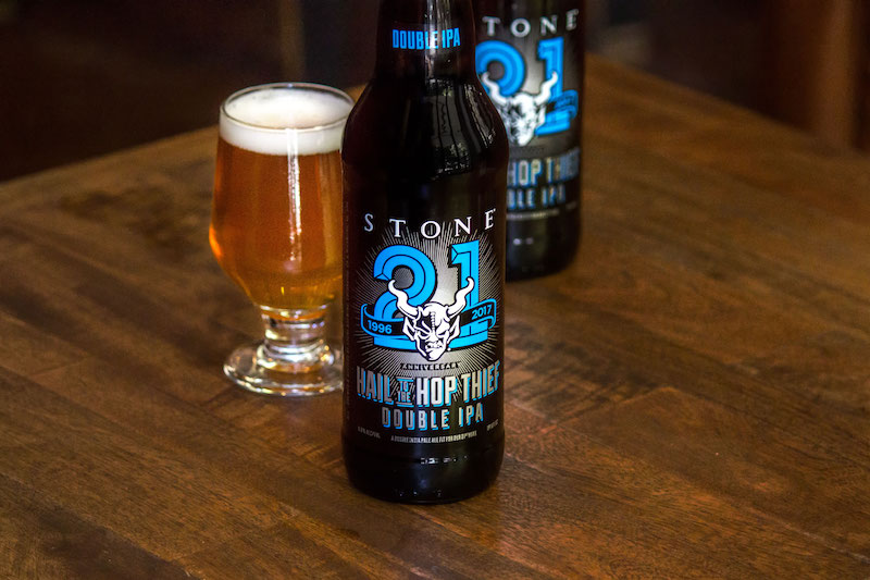 Stone 21st Anniversary Hail to the Hop Thief