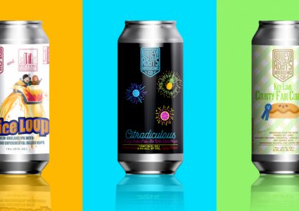 Wiley Roots Brewing Collab Fest Cans