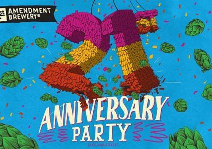 21st Amendment 21st Anniversary