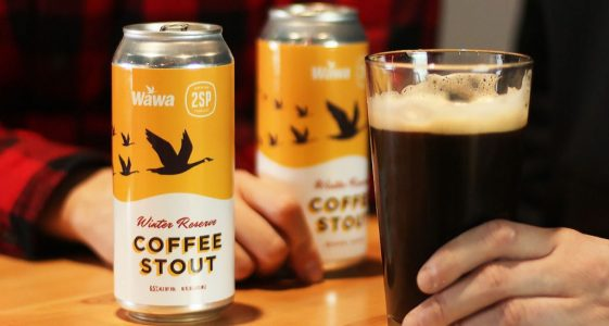 2SP Wawa Winter Reserve Coffee Stout