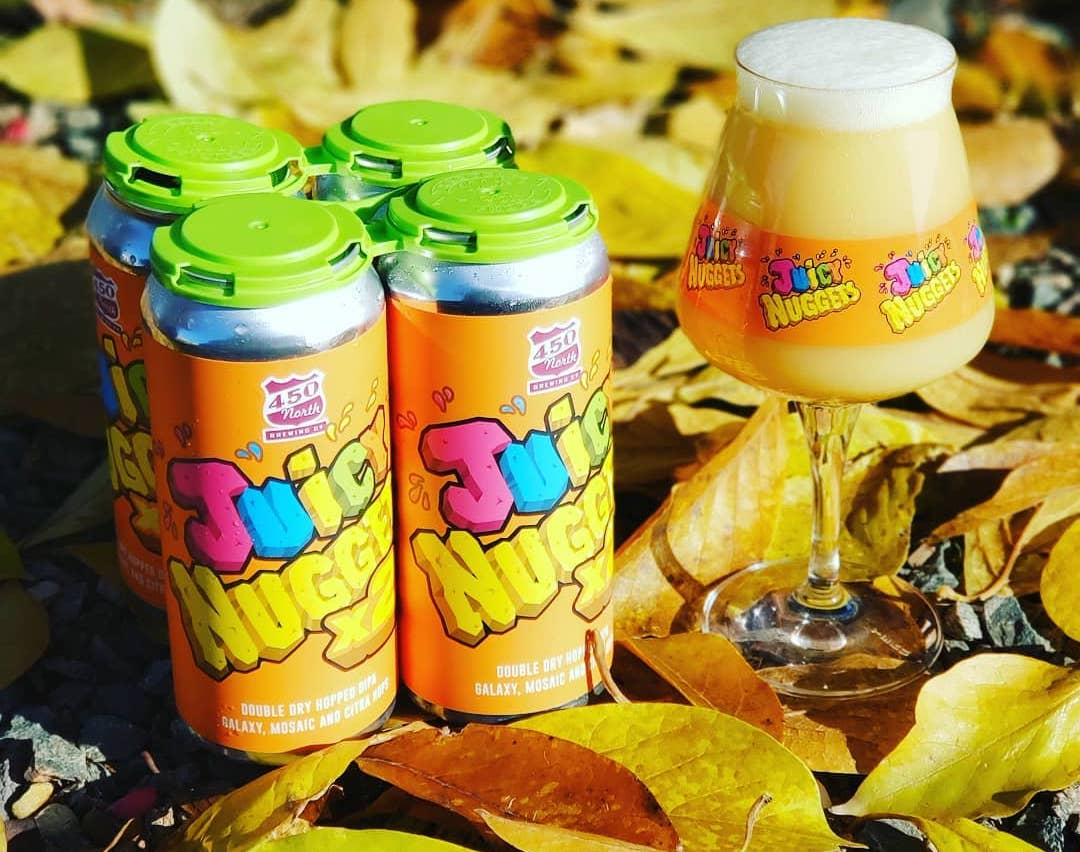 450 North Can Release Daily The Full Pint