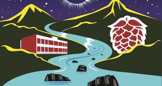 A River Runs Through It Shake IPA