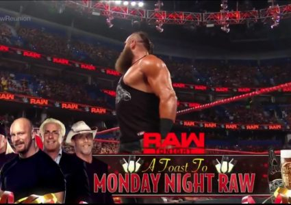 A Toast to Monday Night RAW