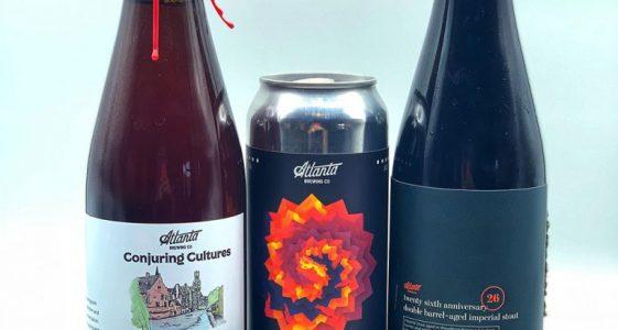 Atlanta Brewing Co. - Anniversary Beers