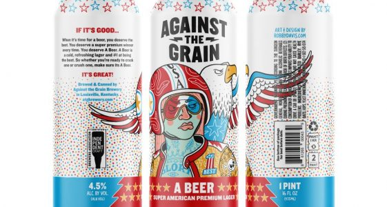Against the Grain - A Beer