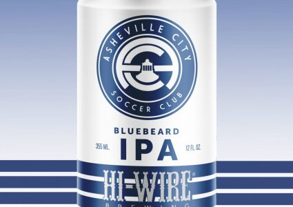 Hi-Wire Bluebeard IPA