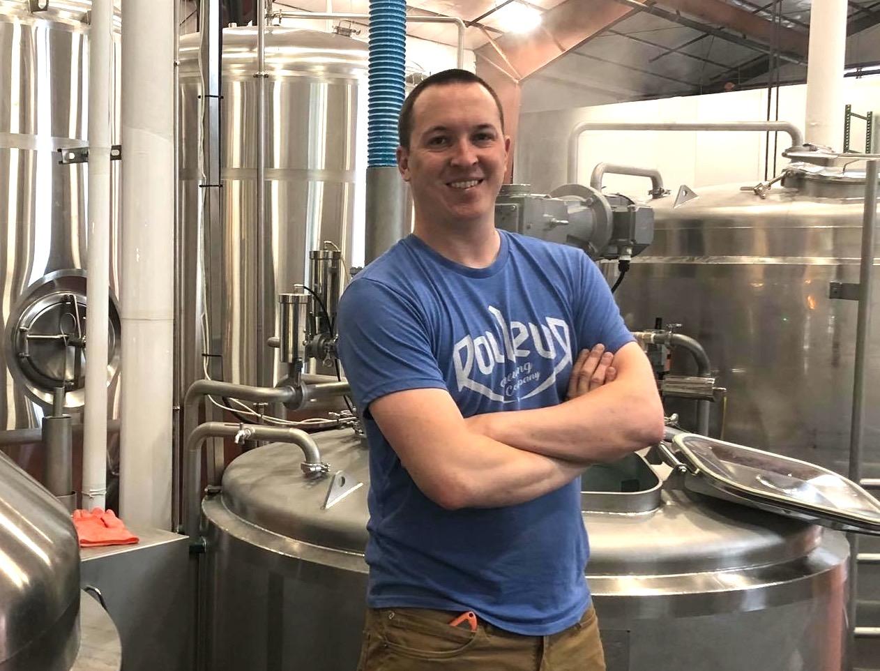 AJ Stoll Bonesaw Brewing