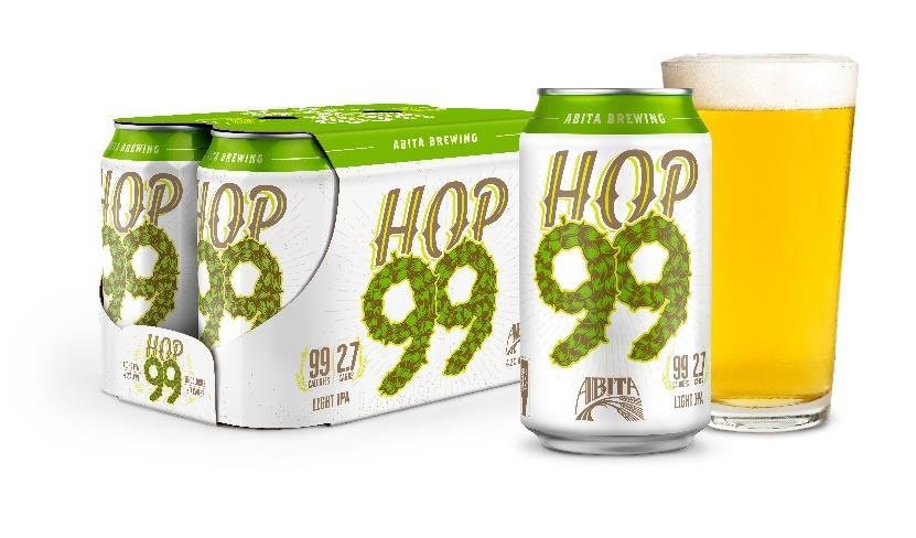 Abita Brewing - Hop 99 Light IPA