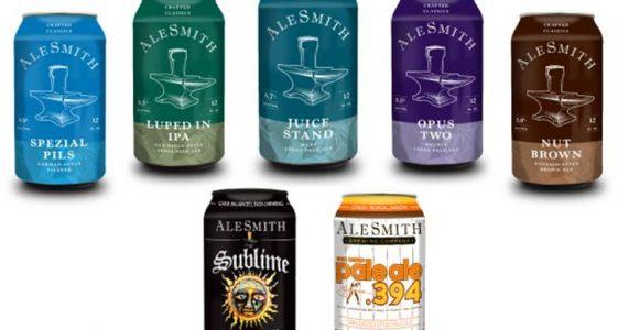 AleSmith 2019 Lineup