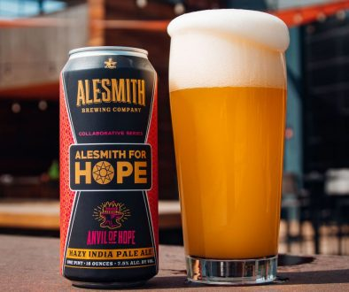 AleSmith For Hope_Canning