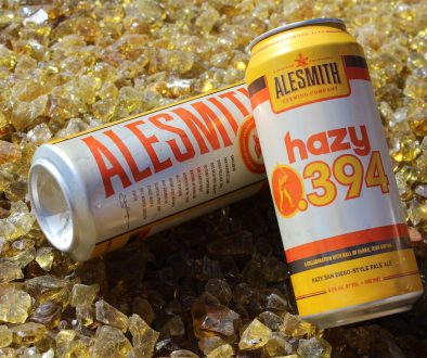 AleSmith Hazy 394