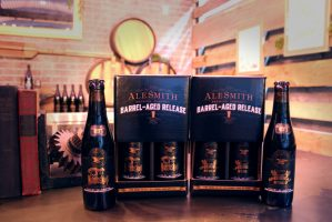 AleSmith Small Format Barrel Aged Beer