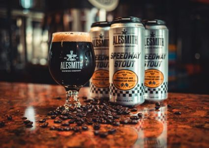 AleSmith Speedway Stout Espresso and Madagascar Vanilla
