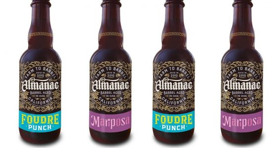 Almanac Foudre Punch and Mariposa
