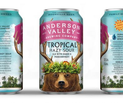Anderson Valley Tropical Hazy Sour