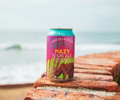 Anderson Valley Tropical Hazy Sour Ale