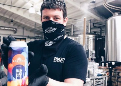 Andrew Bell Radiant Beer Co Blank Slate