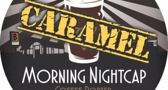 Arcadia Ales/Biggby Coffee - Salted Caramel Morning Nightcap