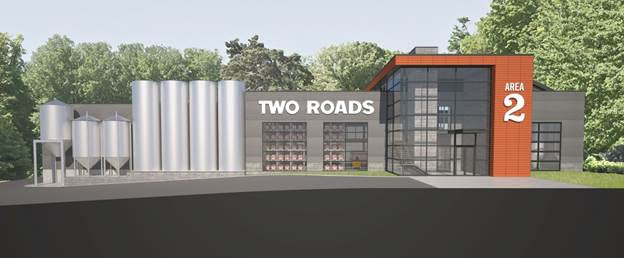 Two Roads Brewing Announces Area Two Experimental Brewing