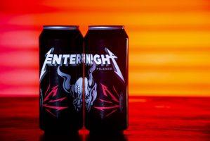 Arrogant Metallica Enter Night Pilsner