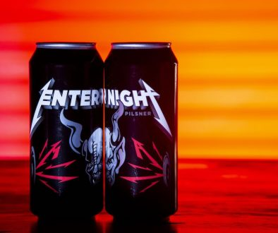 Arrogant Metallica Enter Night Pilsner