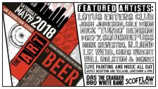 Scofflaw Brewing Presents: The Art of Beer