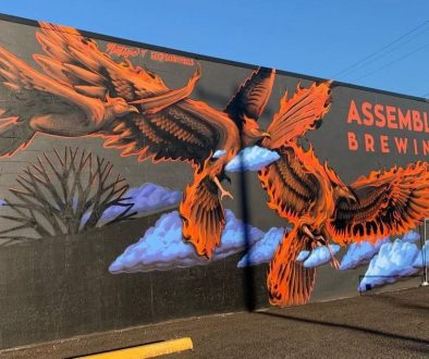 Assembly Brewing Mural