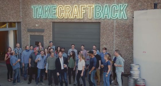 Brewers Association - Take Craft Back