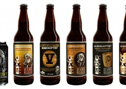 Epic Brewing - Big Bad Baptist Variants 2019