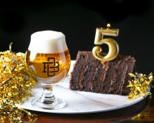 Boomtown Brewery 5th Anniversary