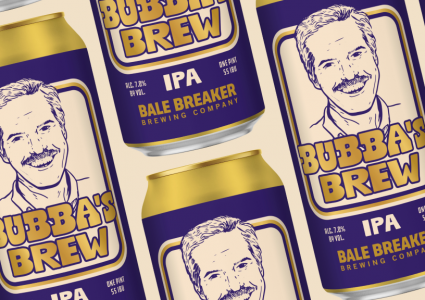 Bale Breaker Brewing Bubbas Brew IPA