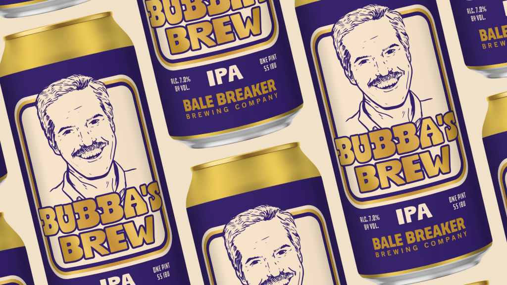 Bale Breaker Brewing Announces Release of Bubba's Brew IPA thumbnail