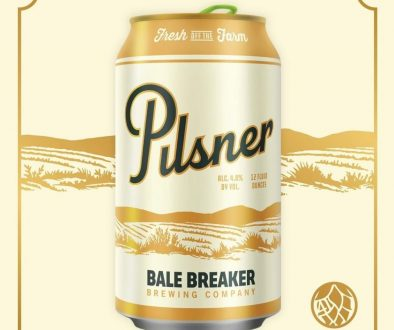 Bale Breaker Pilsner