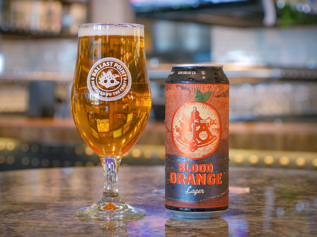 Ballast Point Introduces New Seasonal Blood Orange Lager thumbnail