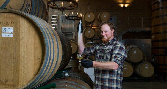 Barrelworks Master Blender Jim Crooks