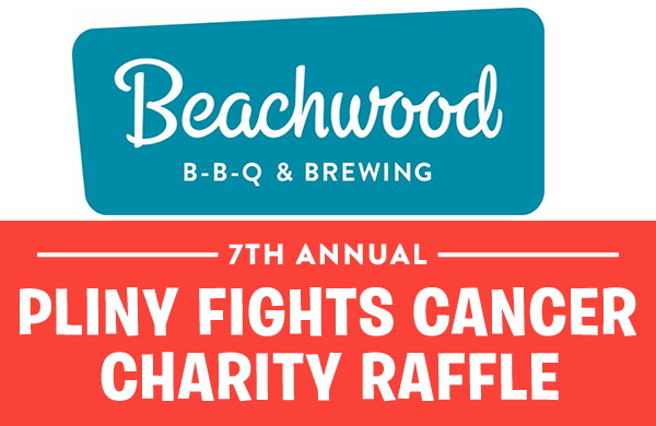 Beachwood Brewing - Pliny Fights Cancer
