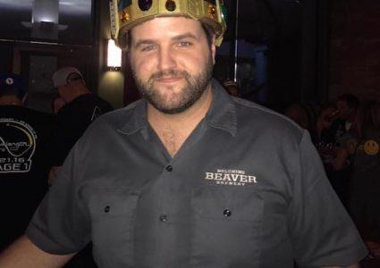 Belching Beaver Alpha King